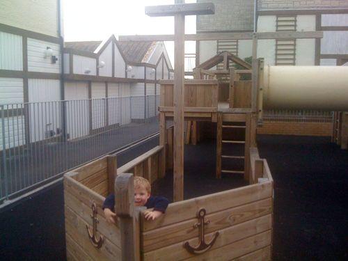 Ollie at Park